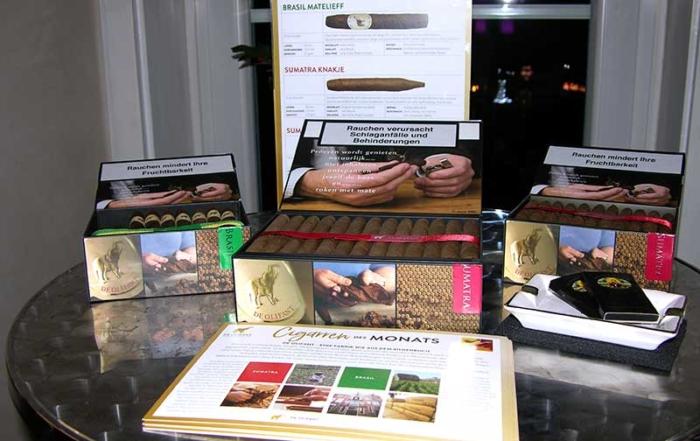 Hollands Cigarrenwelt war zu Gast in Wolfsberg