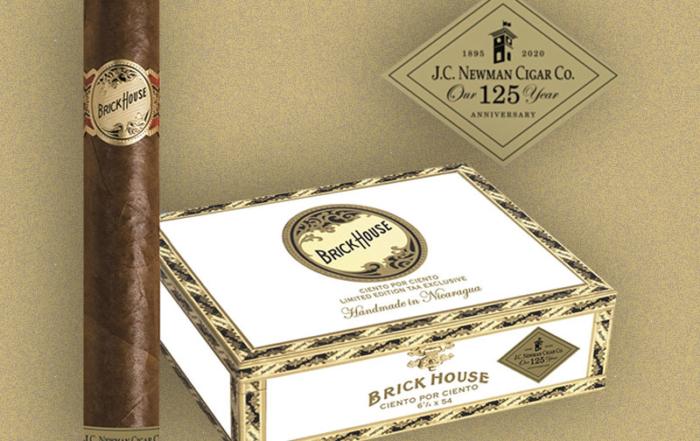Cigarre des Monats: Brick House Ciento por Ciento