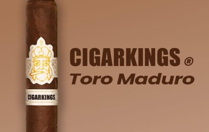 Cigarre des Monats Oktober 2021: CigarKings Toro Maduro